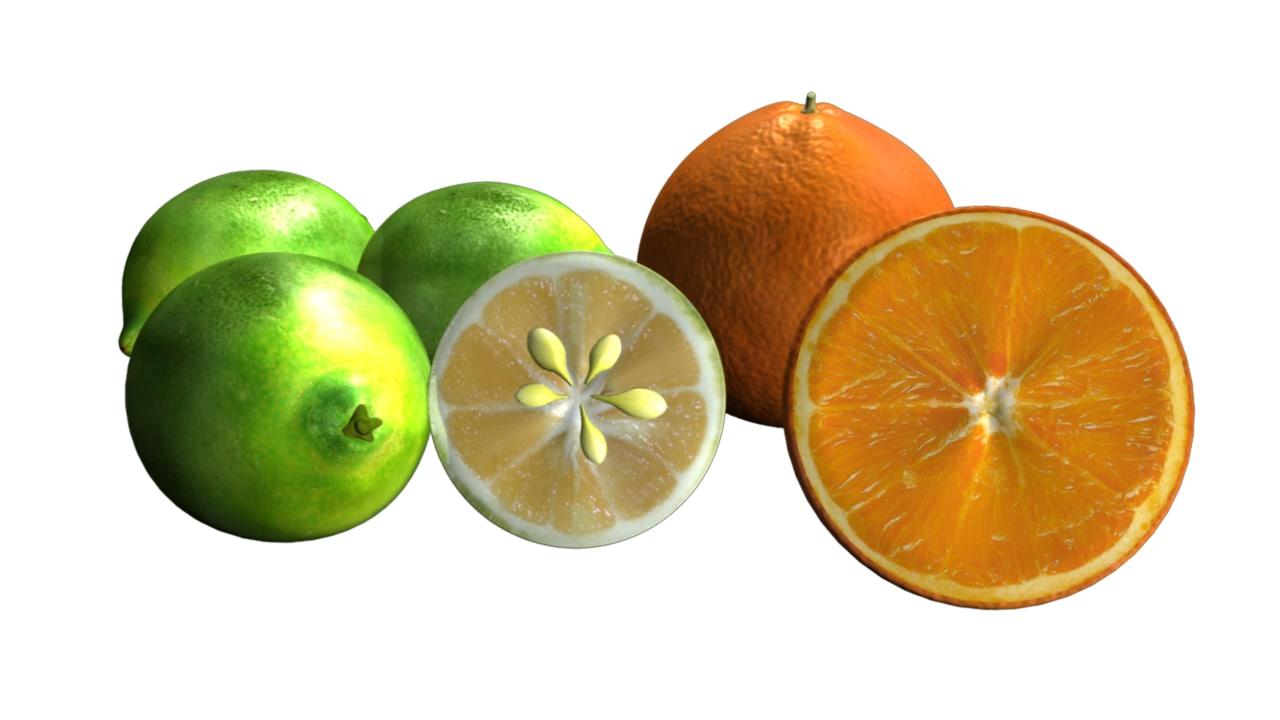 turbo fruits yellow fruit
