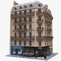 hotel 3D models