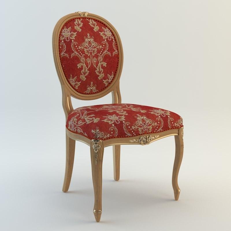 Seven Sedie - Ottocento Chair Kiev
