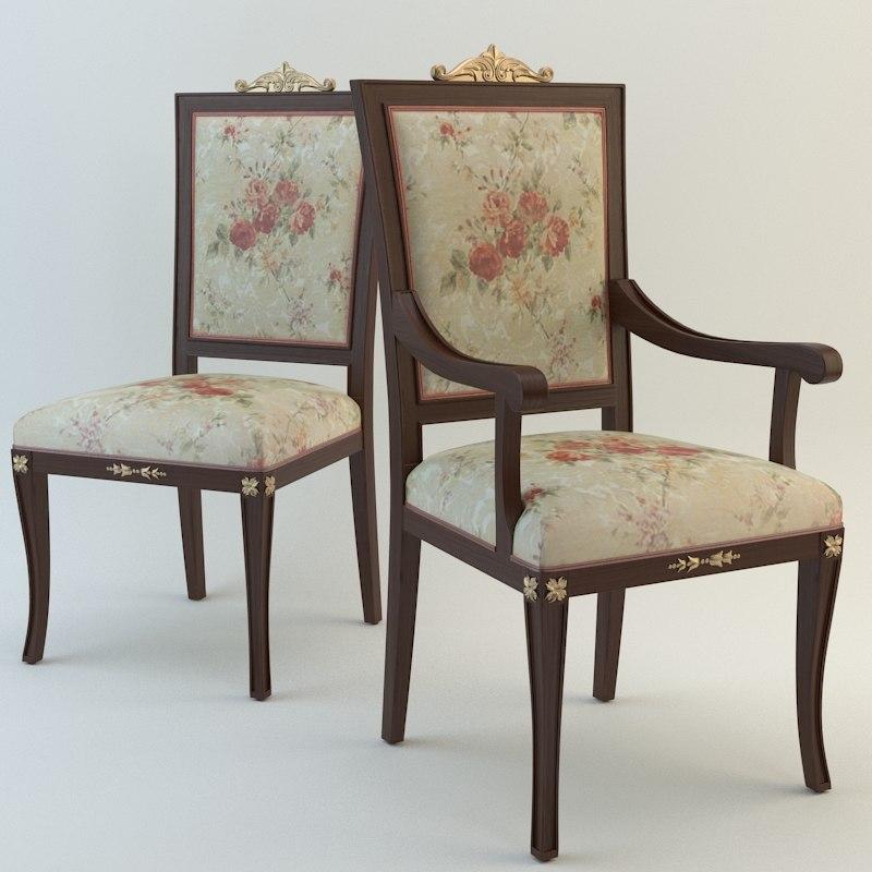 Seven Sedie - Ottocento Chair Lorena