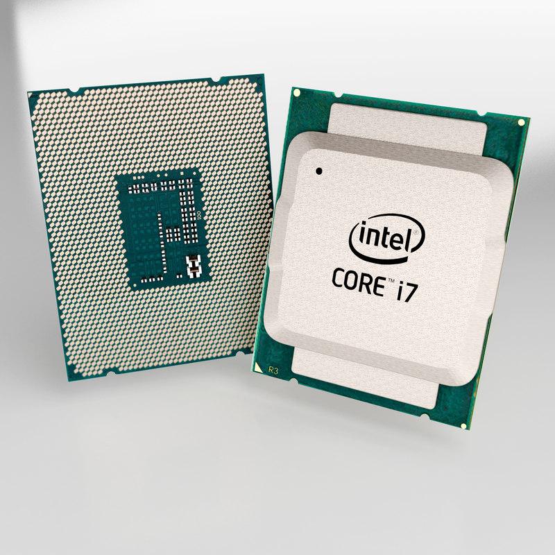 intel i7 processor