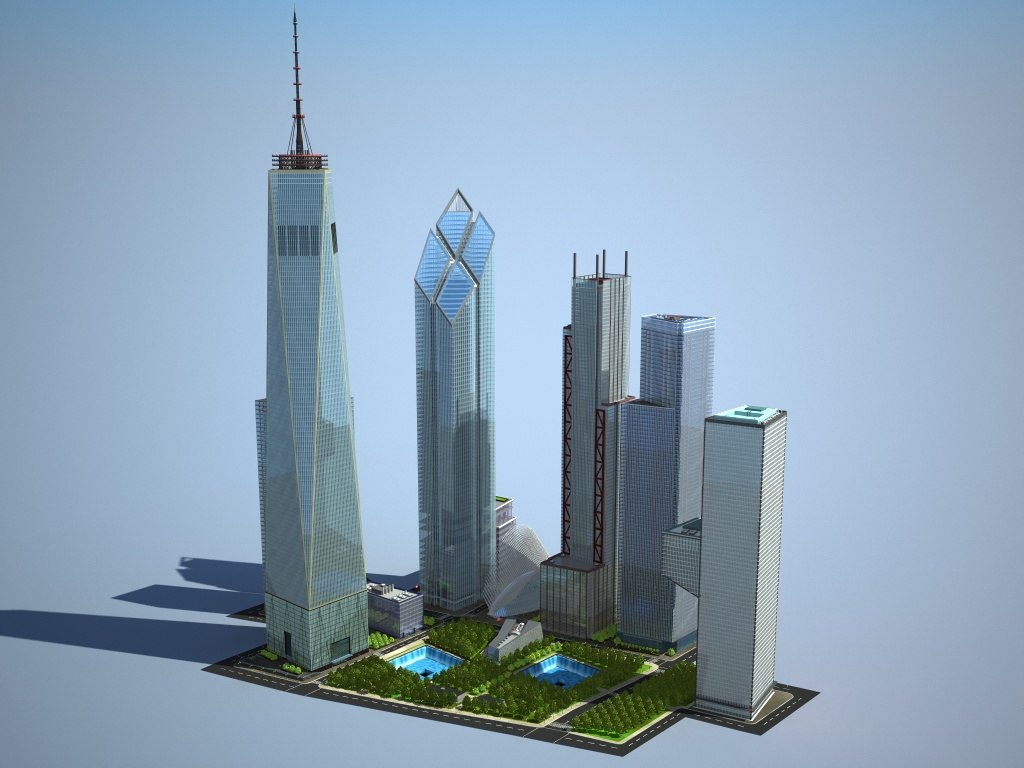 New World Trade Center Complex