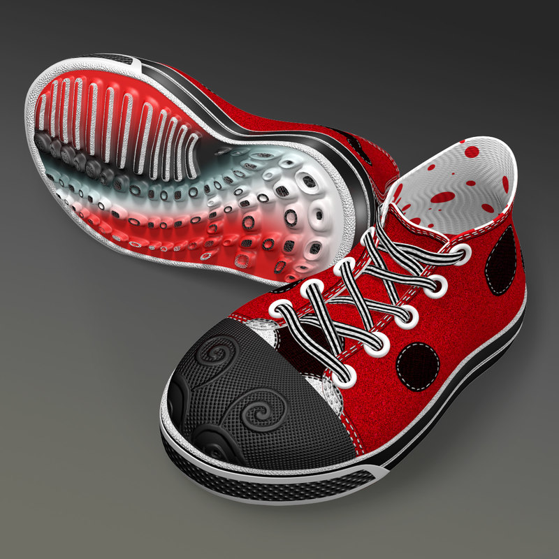 Sneakers Ladybird Shoes