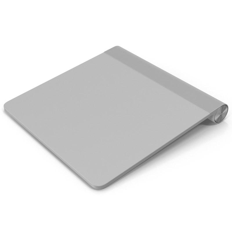 Apple Magic Trackpad 3d model 01.jpg