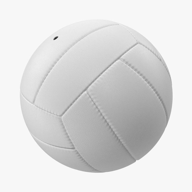 Volleyball Ball 3d model 00.jpg