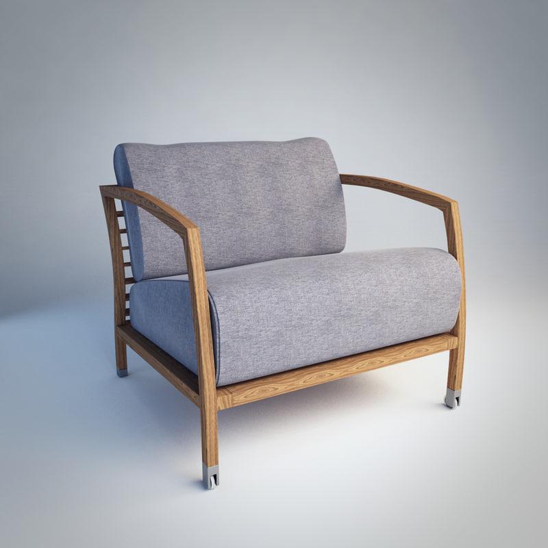 Jon Gasca  Malena Chair