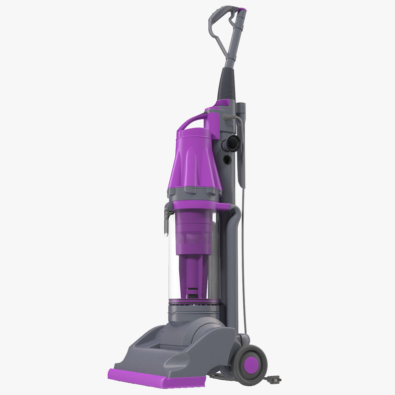 Stand Up Vacuum Cleaner Violet