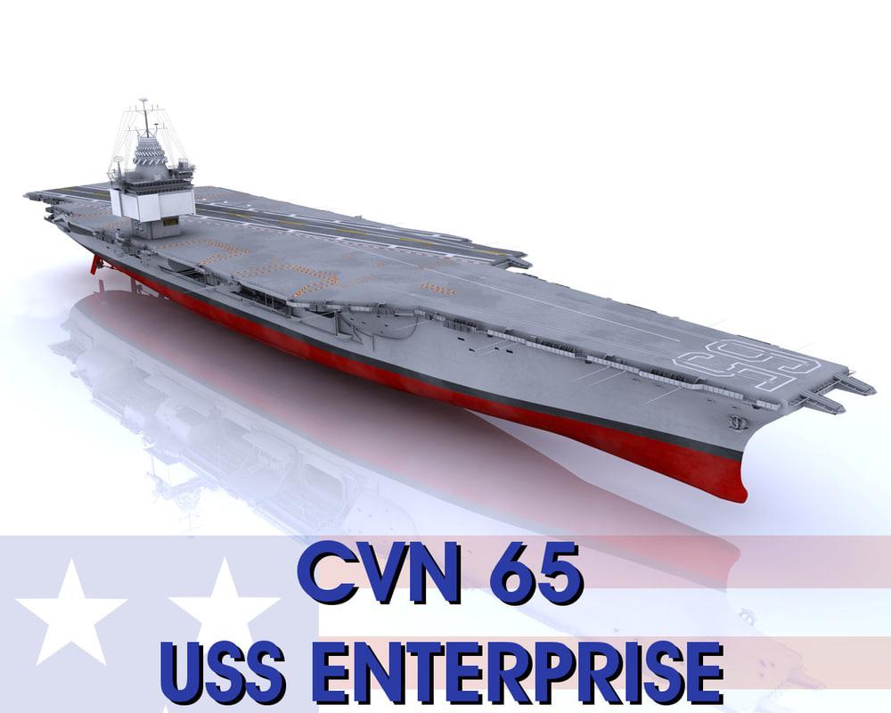 Enterprise CVN65