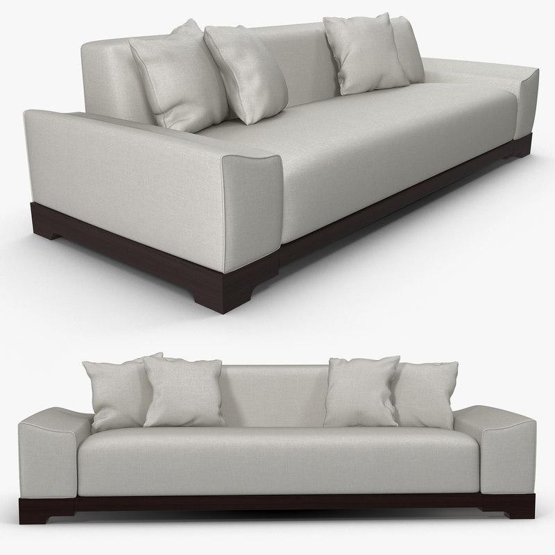 3ds bellavista puro sofa. Black Bedroom Furniture Sets. Home Design Ideas