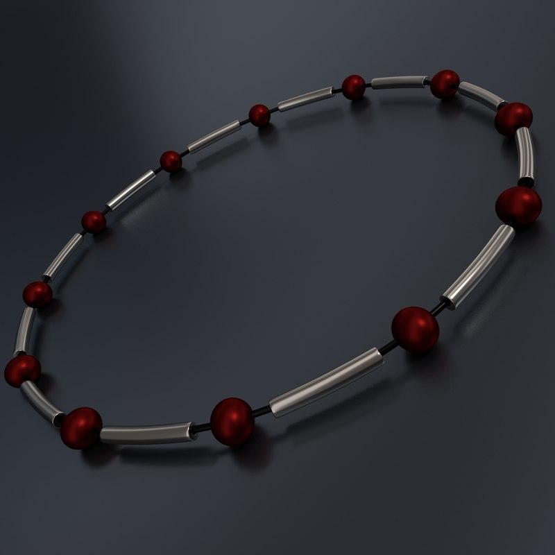 Bead Material Blender ~ D bead bracelet