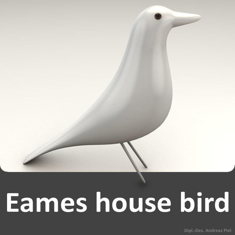 blackbird 3d models. Black Bedroom Furniture Sets. Home Design Ideas