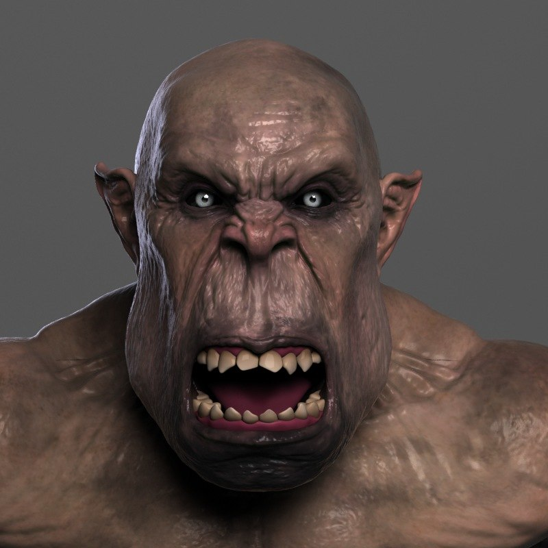 Orc - Realistic