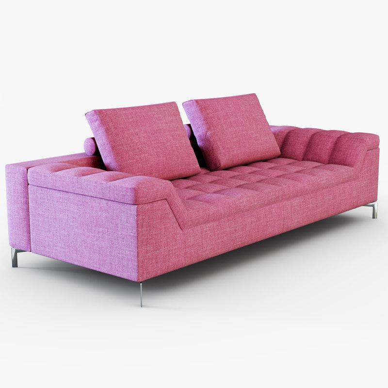 Contemporary sofa CINE by Marcus Ferreira_01.jpg