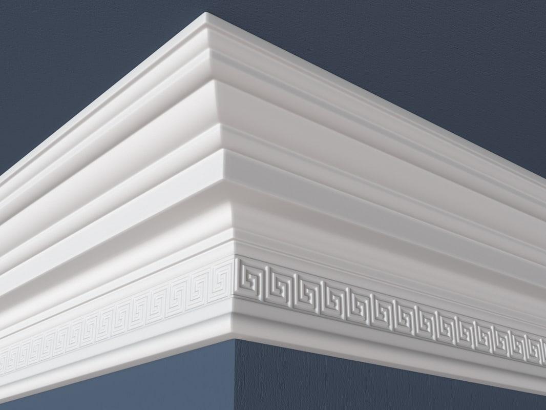 Architectural Molding Product : Decorative molding obj