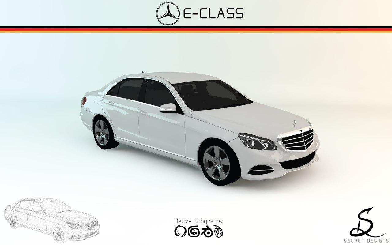 Mercedes-Benz 2015 E-Class (W212) by Secret Designs