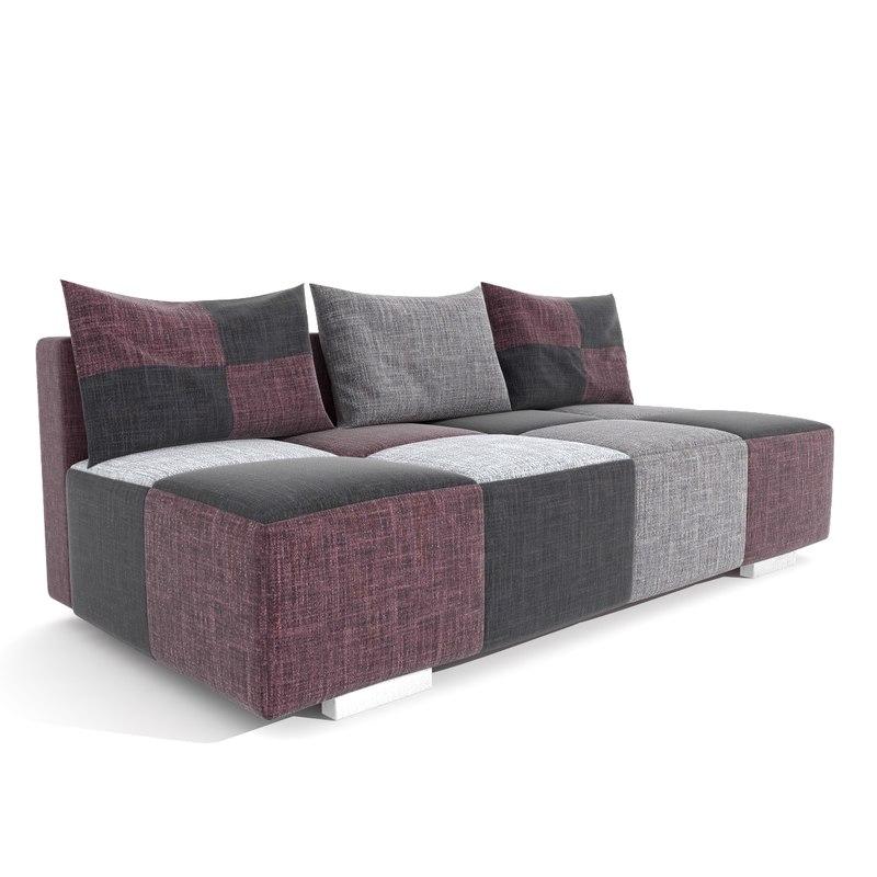 Sofa Mario Design BANDERAS