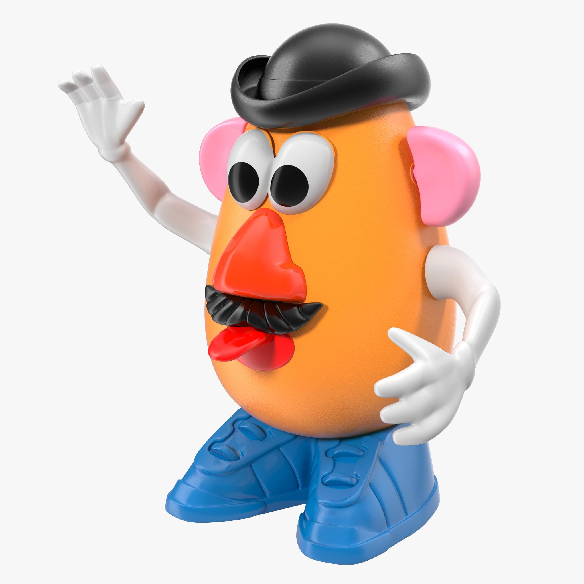 Mr. Potato Head 3