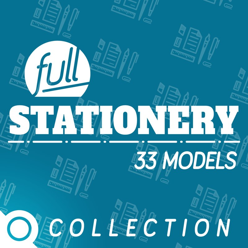 FULL STATIONERY COLLECTION
