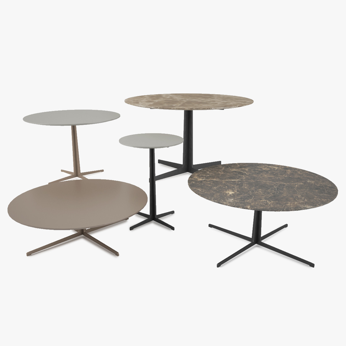Busnelli Circle Game Table