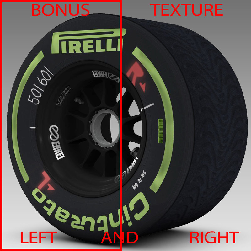enkei intermediate rear tyre