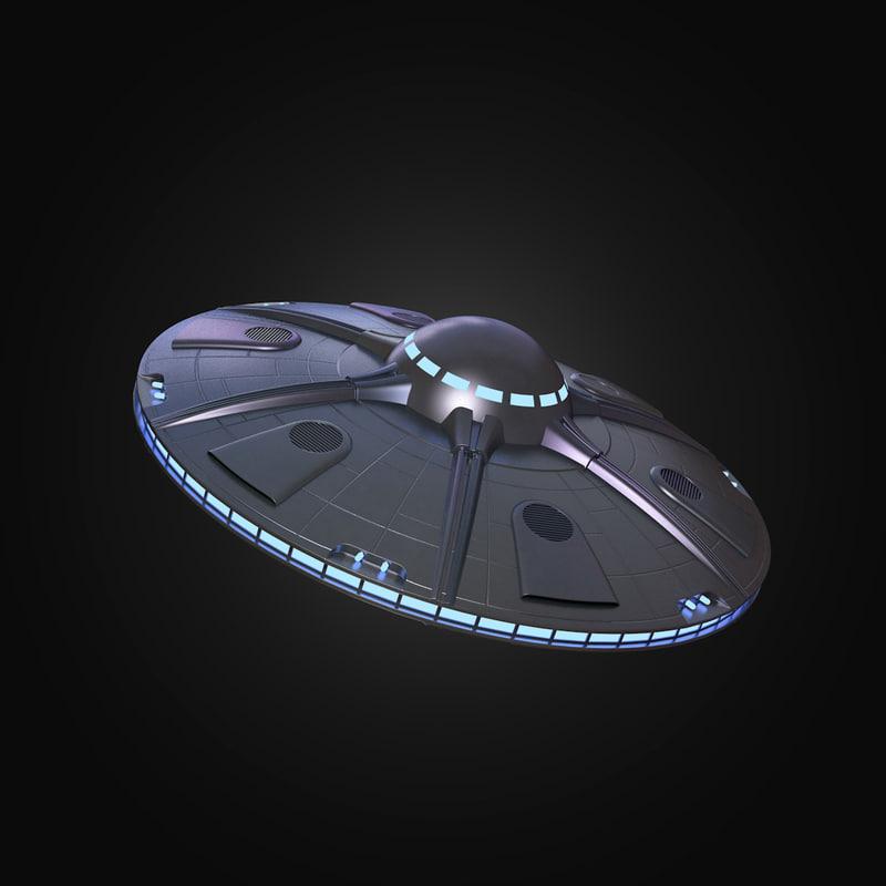 alien flying saucer - photo #1