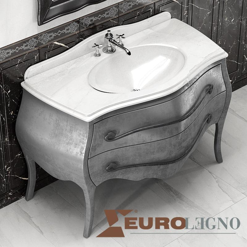Creative Bathroom Faucet 3d Max Model Free
