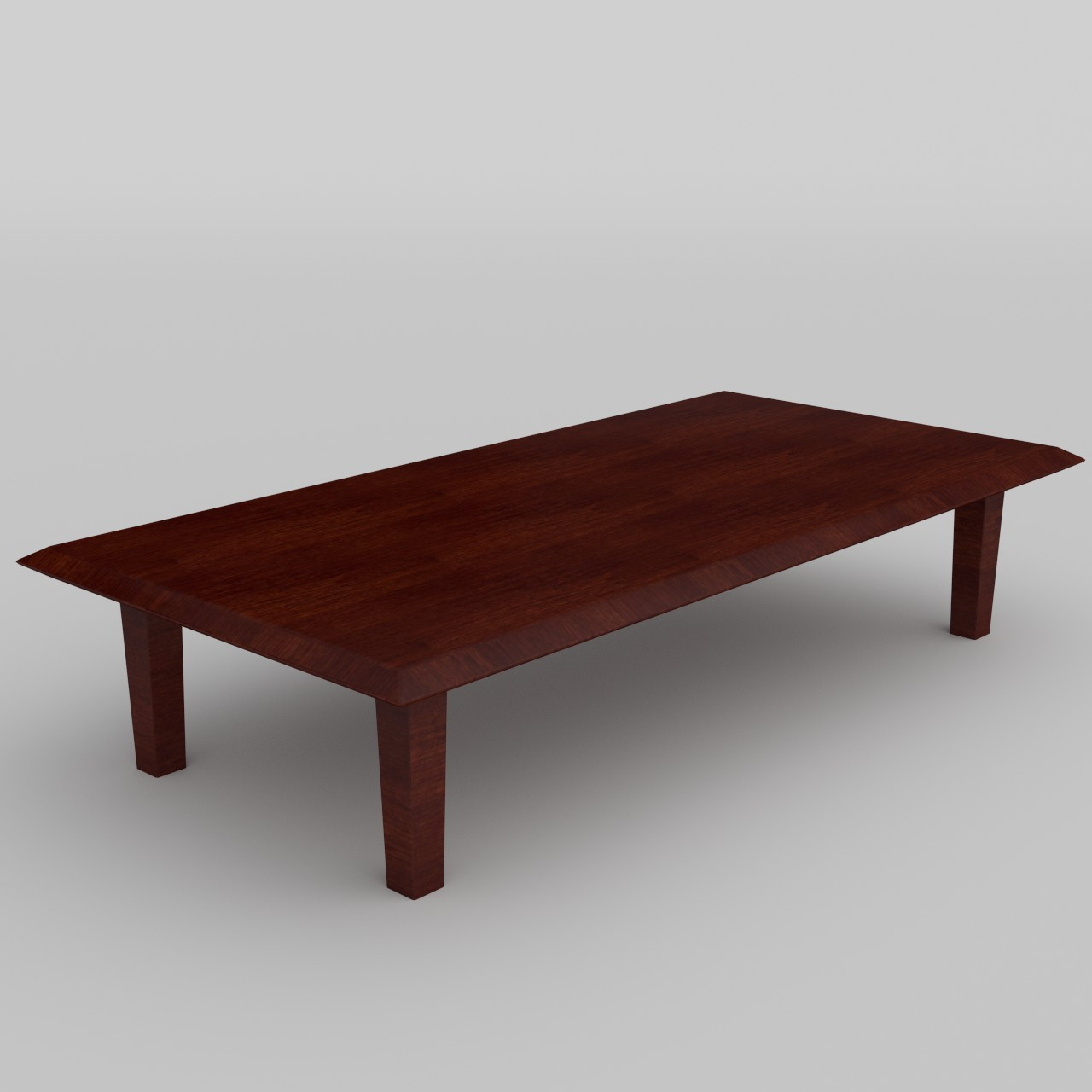 Table, Desk nr.09 (uv unwrapped, textured)