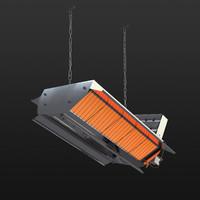 ceramic heater 3D models