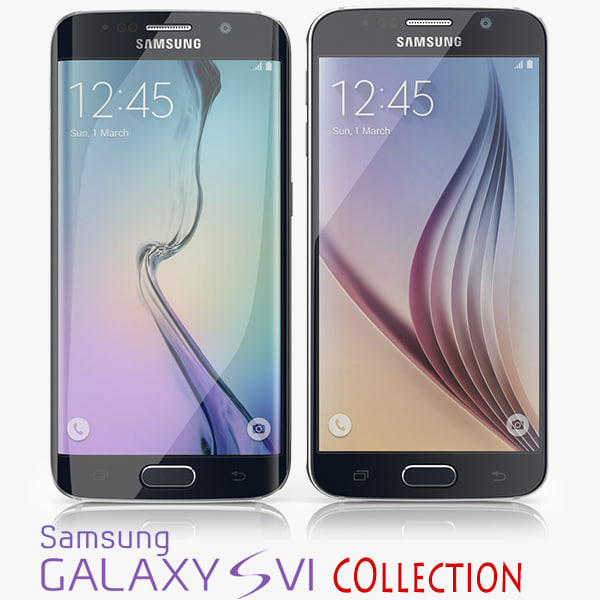 Samsung Galaxy S6 Collection