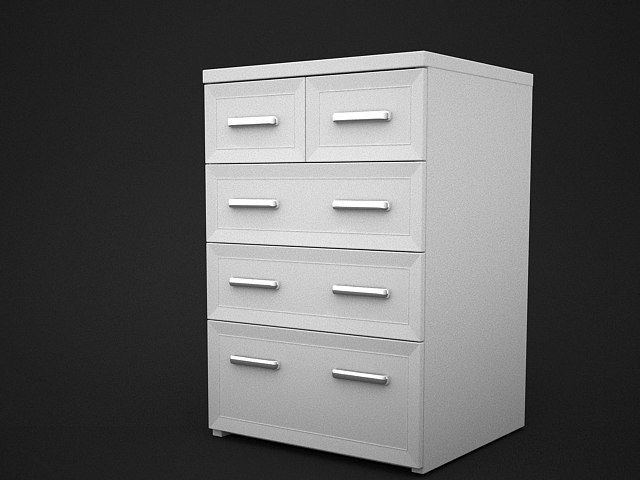 Render ChestOfDrawers2.bmp
