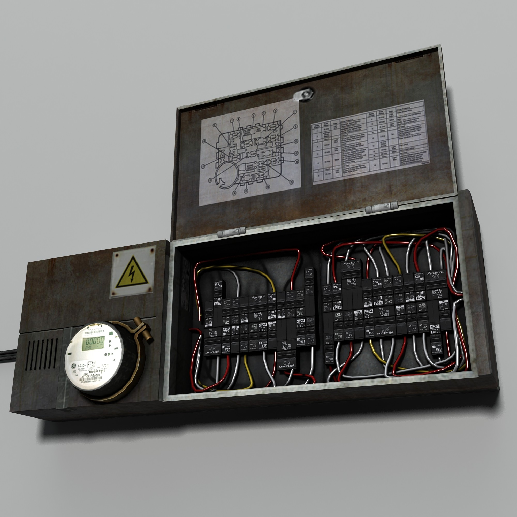 on home fuse box replacement cost