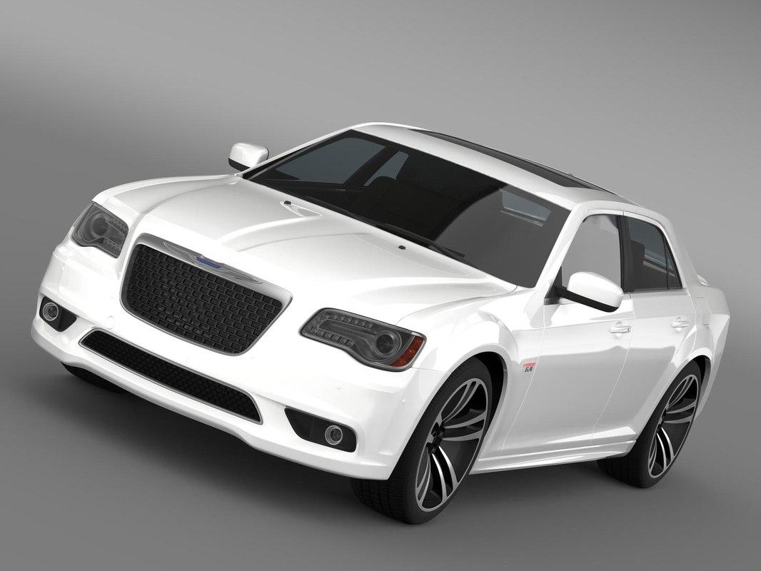 Chrysler 300 SRT8 Core 2013
