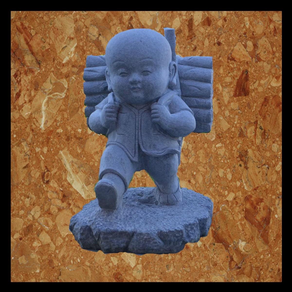 Buddha kid