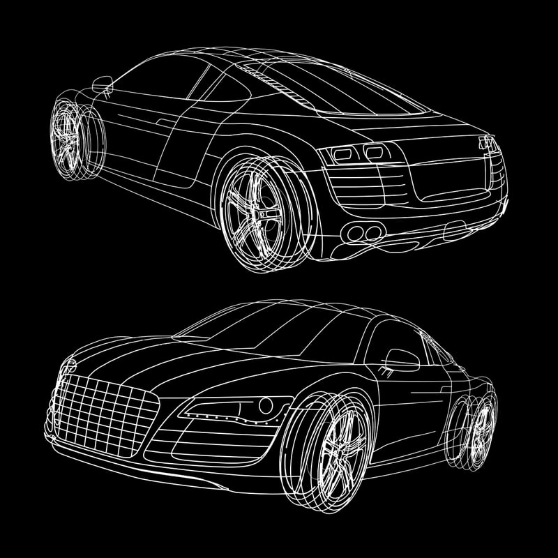 Spline Car by dddfantast