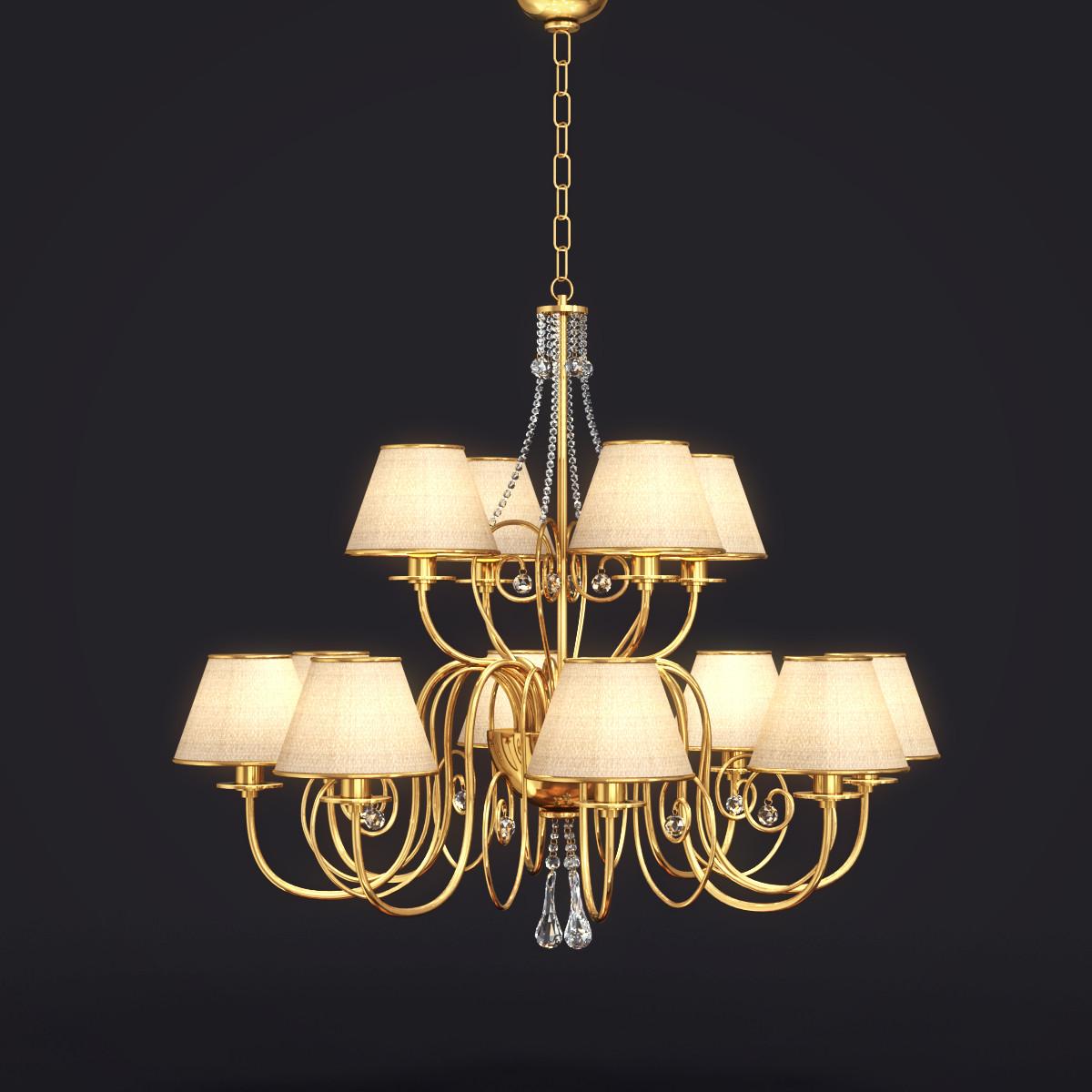 Baga Lamp art 1110 chandelier