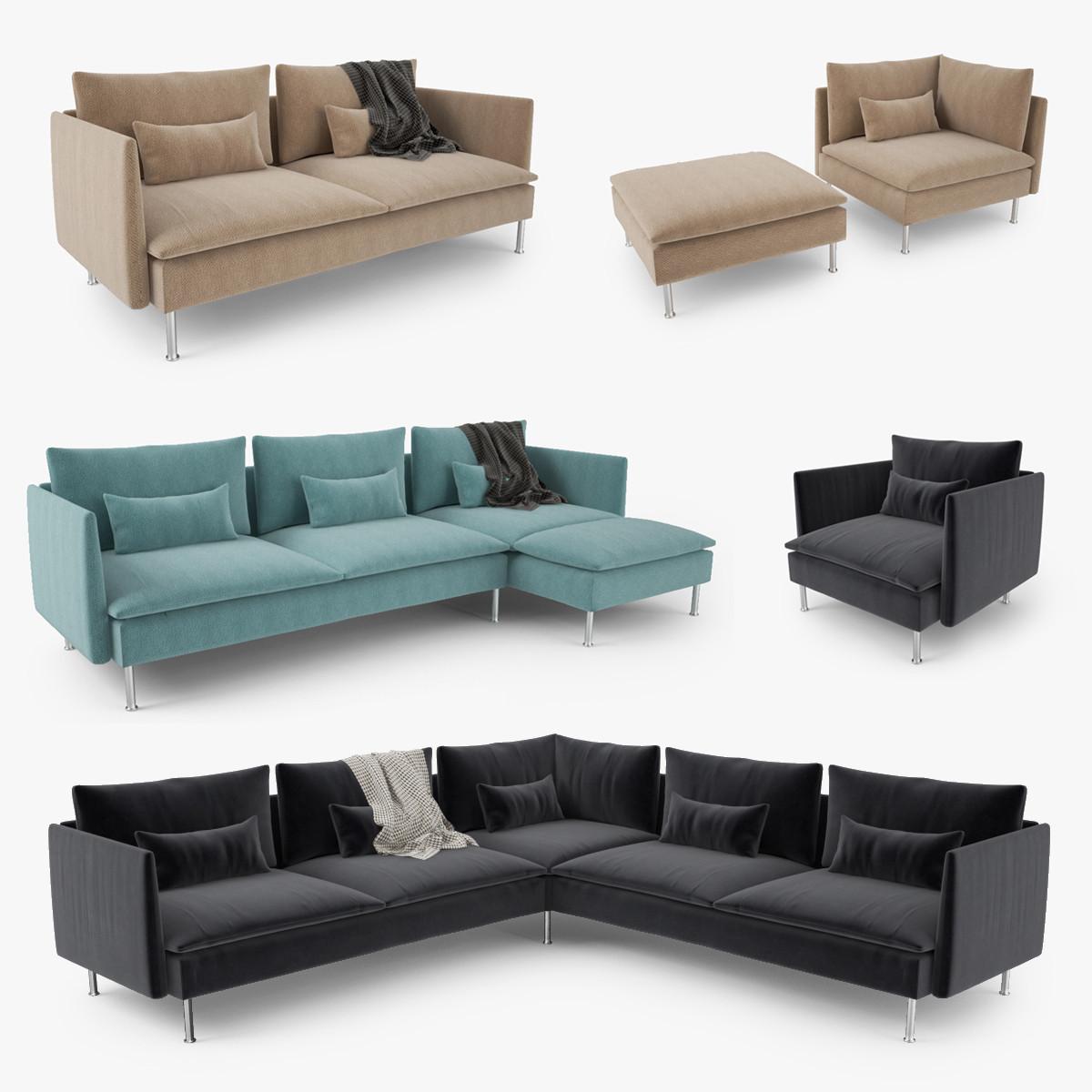 ikea soderhamn. Black Bedroom Furniture Sets. Home Design Ideas