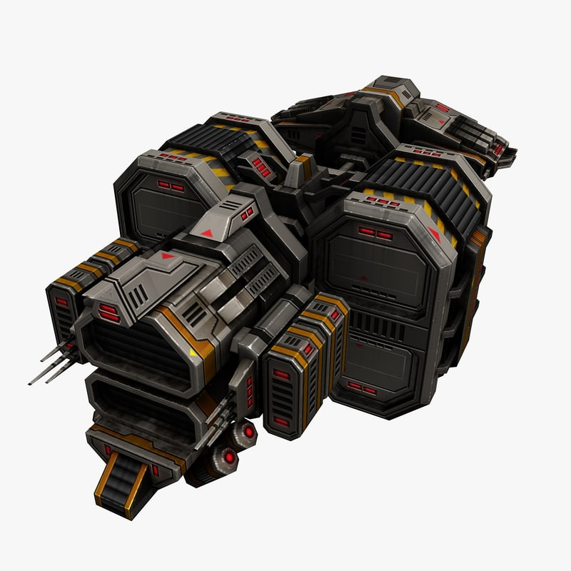 Transport Space Ship 2