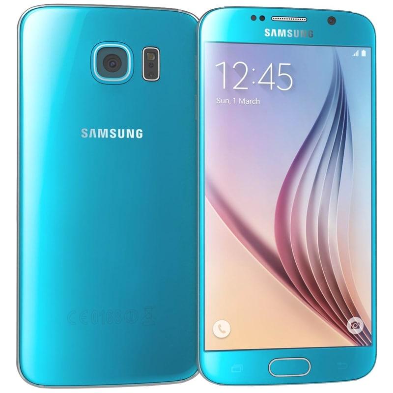 Samsung Galaxy S6 Blue Topaz