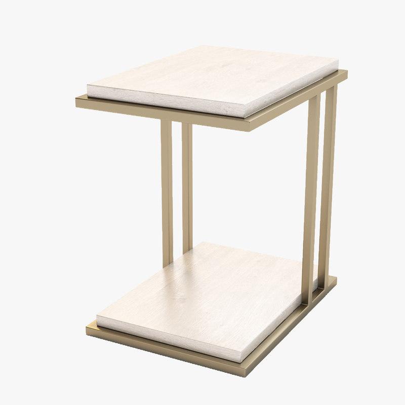 Vanguard Side Tables