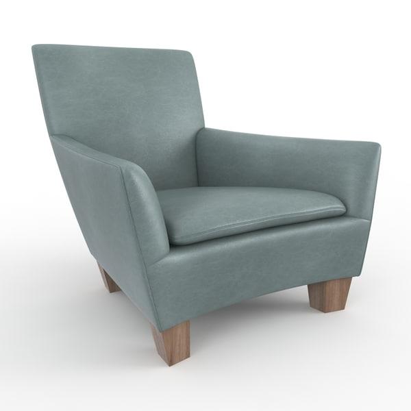 El buli armchair by Label 3D Models