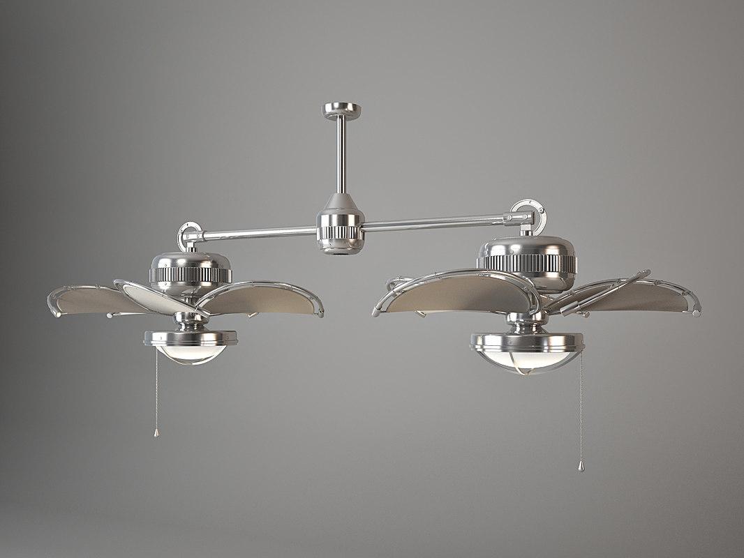 Eichholtz ACC04616-45 fan with light