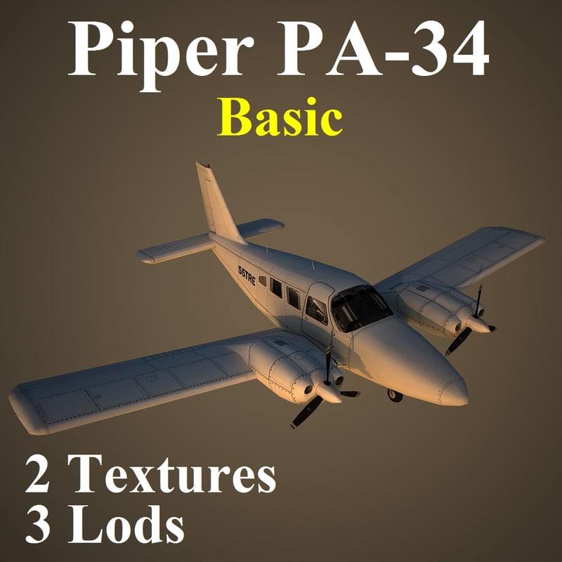 PA34 Basic