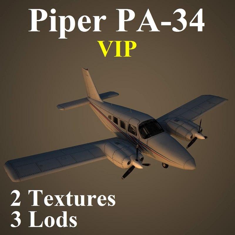 PA34 VIP
