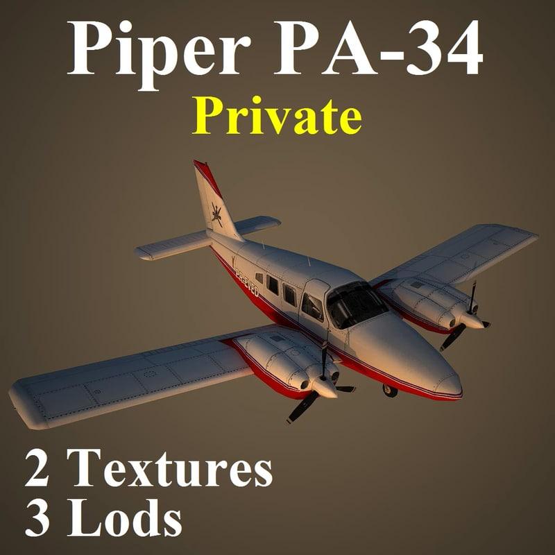 PA34 PVT