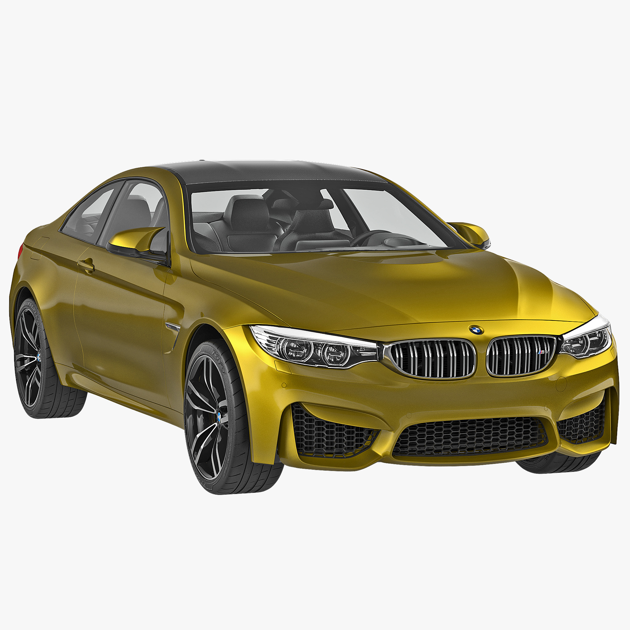 BMW M4 Coupe 3d model 00.jpg