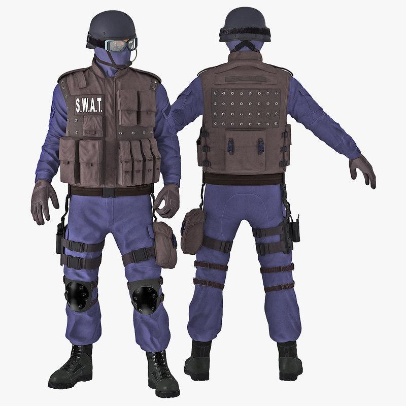 SWAT Policeman Rigged 3d model 00.jpg