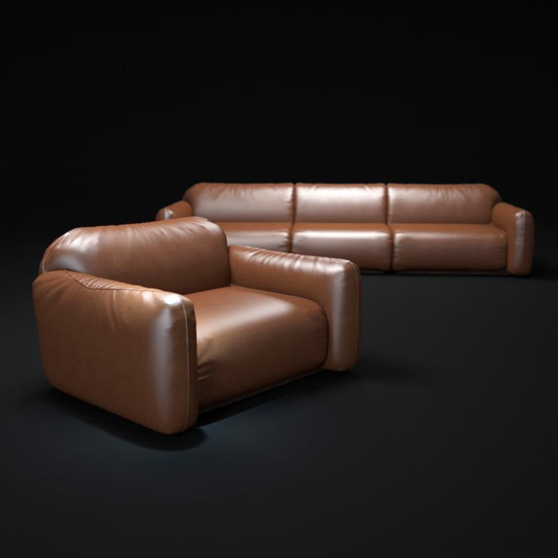 piumotto-busnelli-sofa