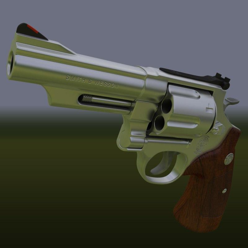 S&W; 29/629 Revolver 44 Magnum