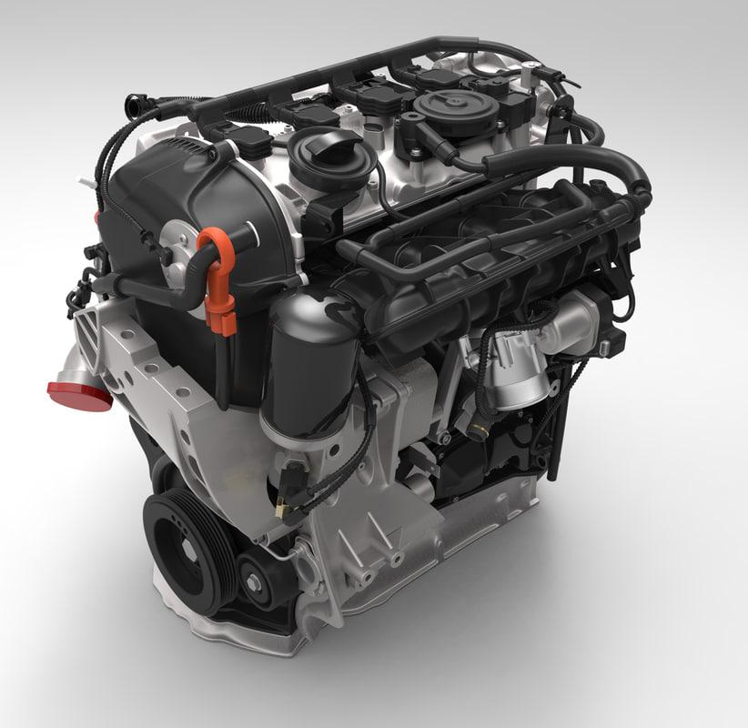 Volkswagen New MAGOTAN engine_05.jpg