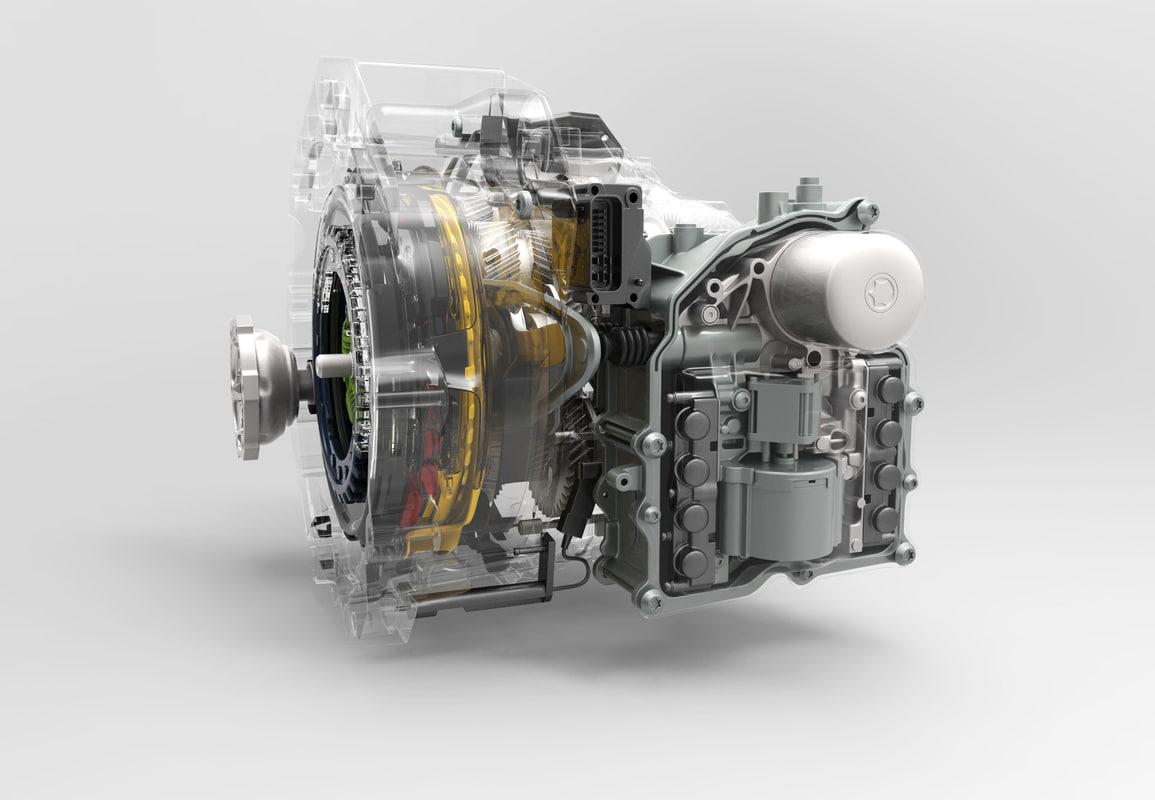 Volkswagen New MAGOTAN gearbox